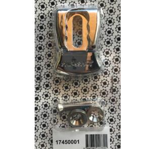 2022 Slingshot Wakeboard Boot Hardware Kit - Clamp