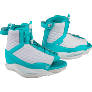 2021 Ronix Luxe White / Blue Orchid Boot