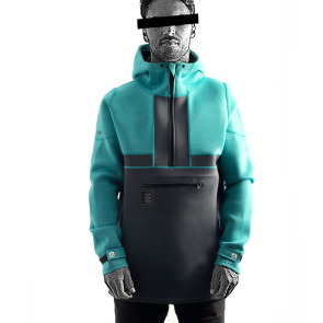 2021 Follow Layer 3.1 2 Neo Anorak - Teal