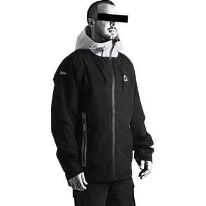 2021 Follow Layer 3.1 Outer Spray Twelker - Black
