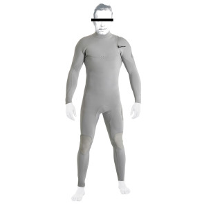 FOLLOW ZIPPERLESS PRO 3/2MM 2021 WETSUIT - ICE